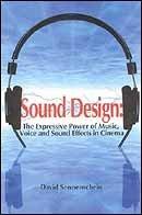 Sound Design for Film and Television by David Sonnenschein